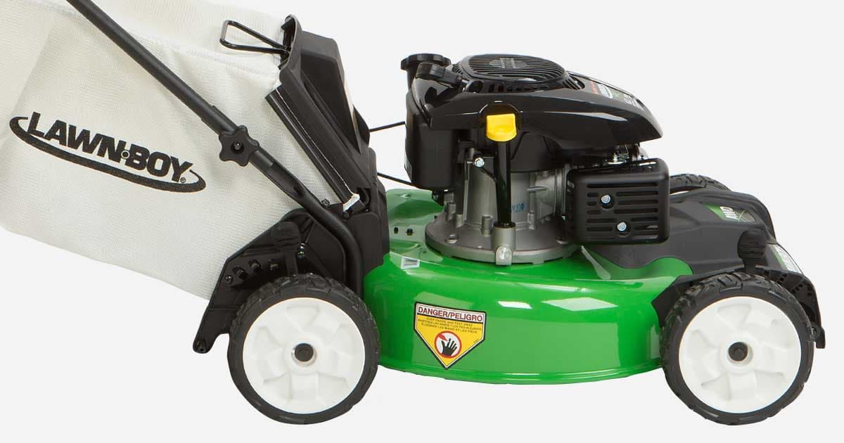 electric mower reviews consumer reports