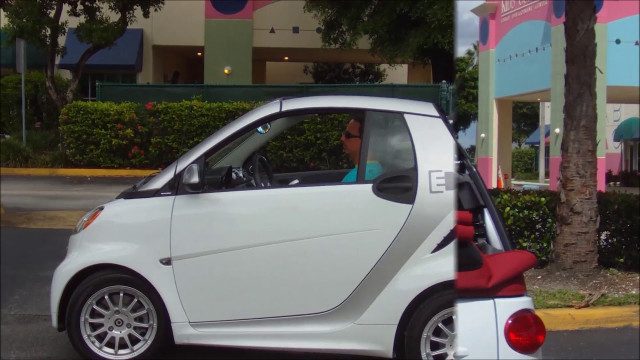 electric smart car review 2014