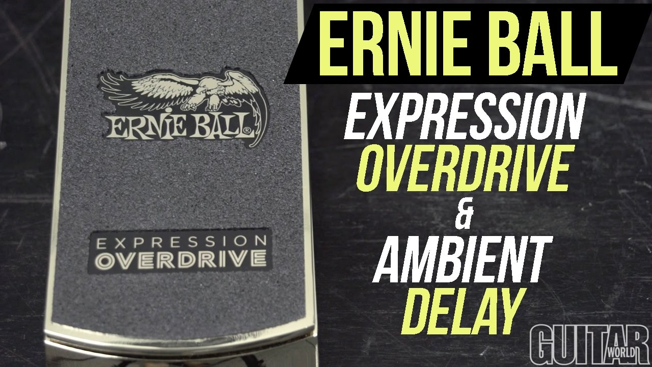 ernie ball ambient delay review