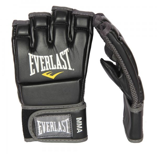 everlast mma kickboxing gloves review