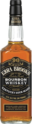 ezra brooks bourbon whiskey review