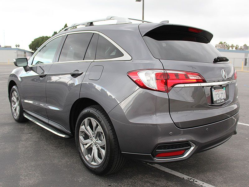 2017 acura rdx review youtube