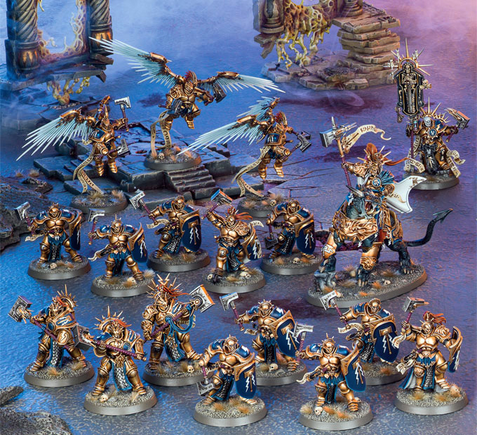 age of sigmar starter set review