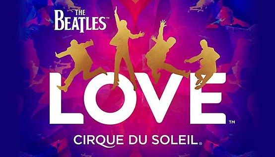 beatles cirque du soleil reviews