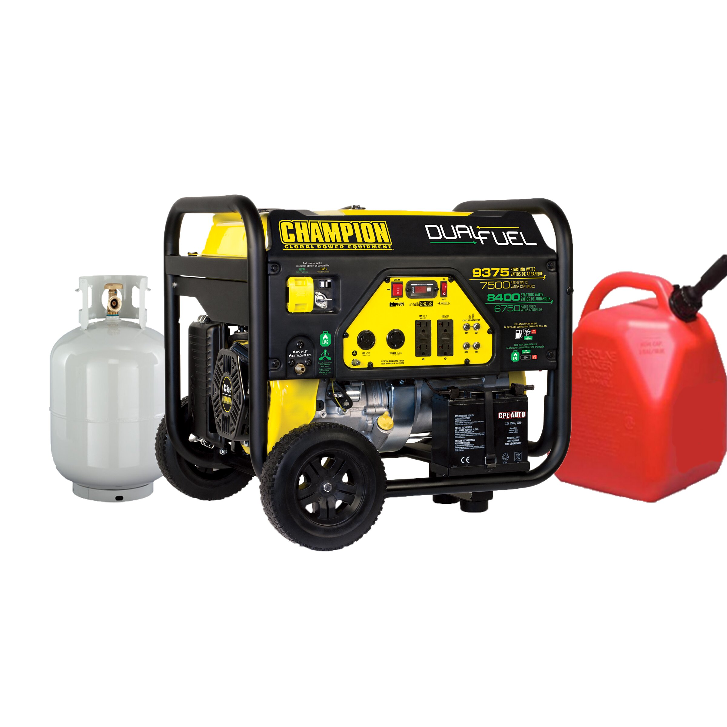 champion power equipment generator reviews