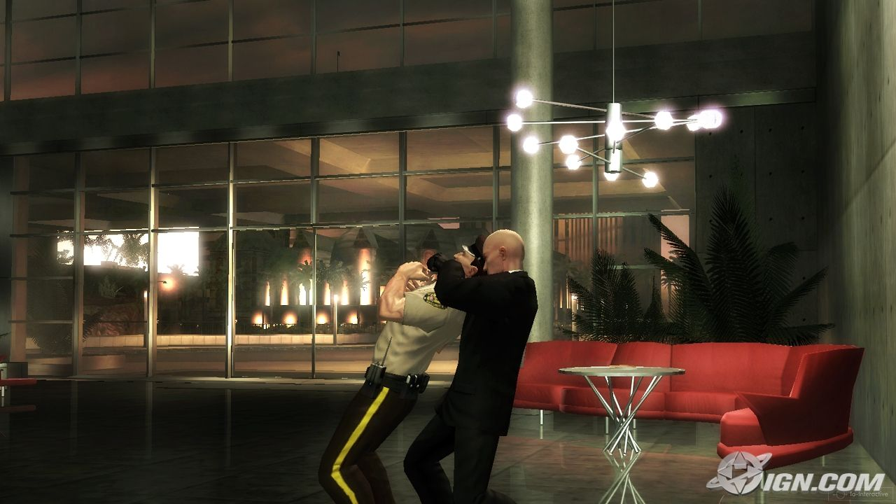hitman blood money pc review