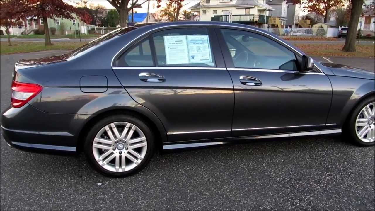 2008 mercedes c300 4matic review