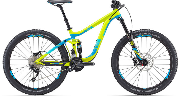 giant reign 2 2016 review