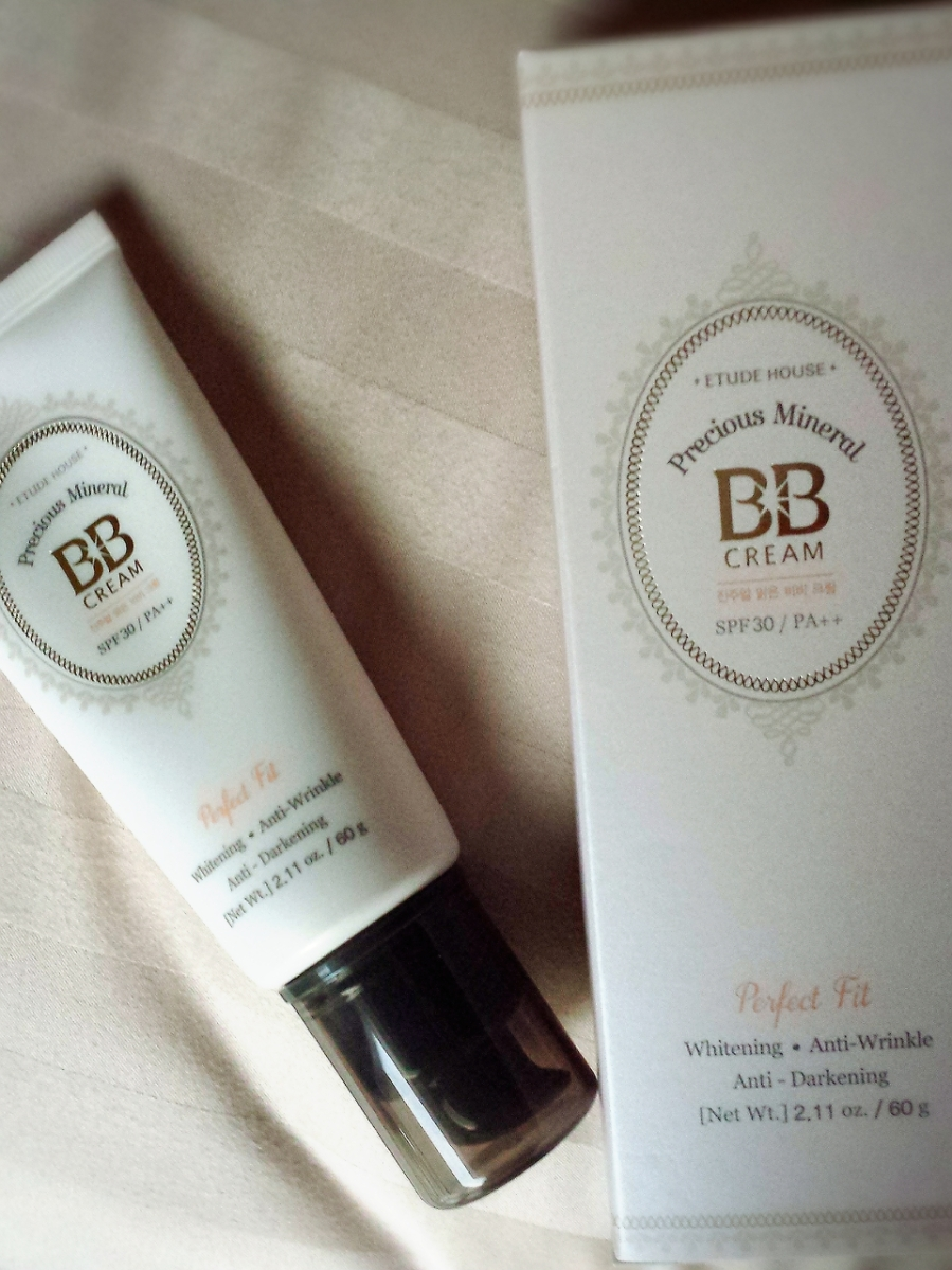 etude house perfect fit bb cream review