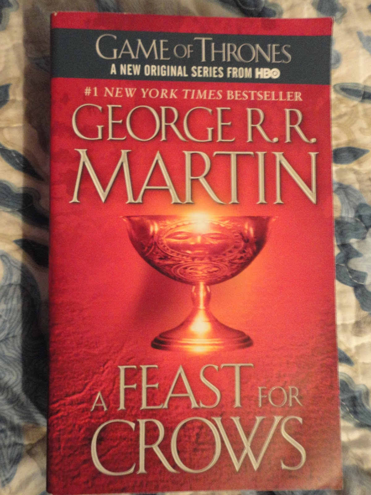 feast for crows book review