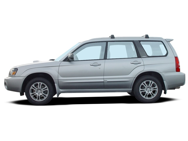 2007 subaru forester xs review