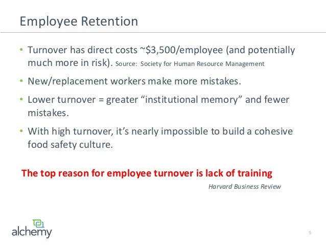harvard business review employee retention