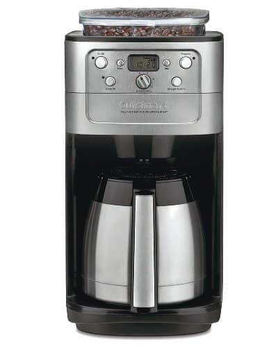 grind and brew coffee maker reviews 2015