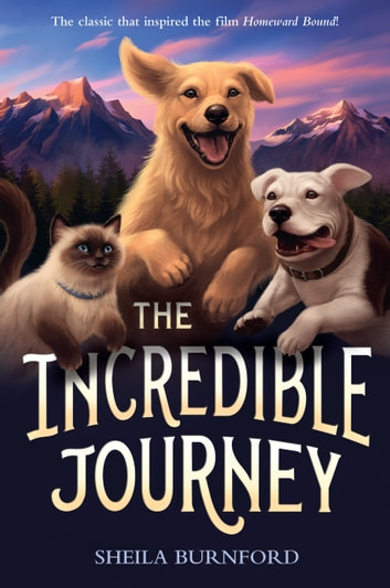 the incredible journey book review