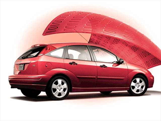 2004 ford focus zx5 review