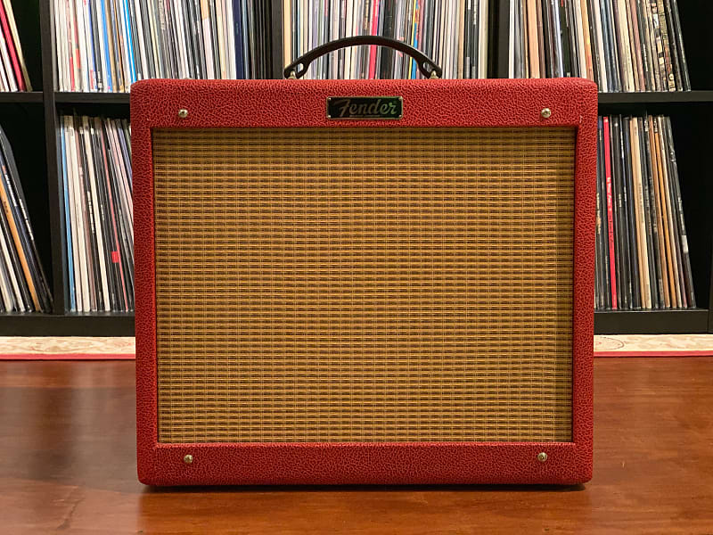 fender blues junior royal blood review