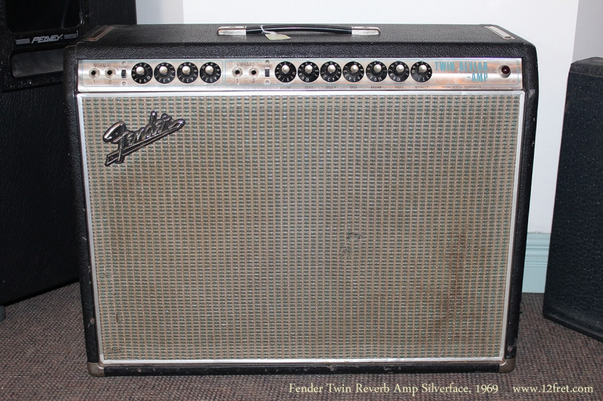 fender pro reverb silverface review