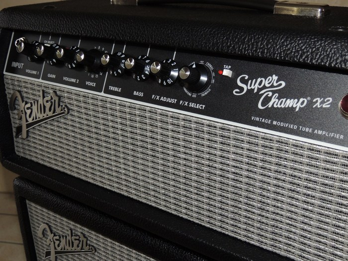 fender x2 super champ review