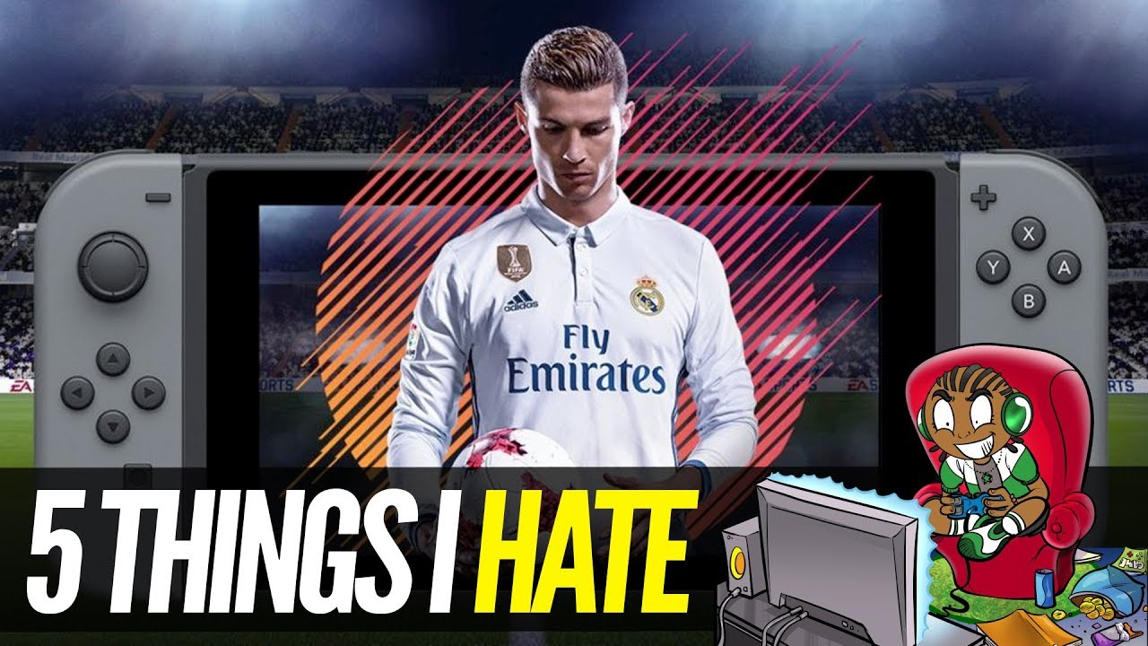 fifa 18 on switch review