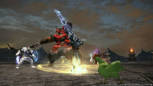 final fantasy 14 a realm reborn review ps4