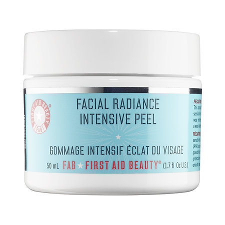 first aid beauty intensive peel review