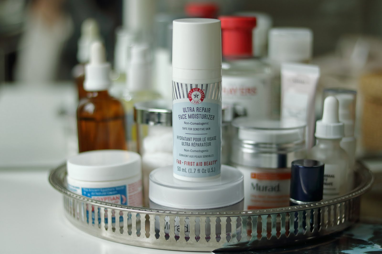 first aid beauty moisturizer review
