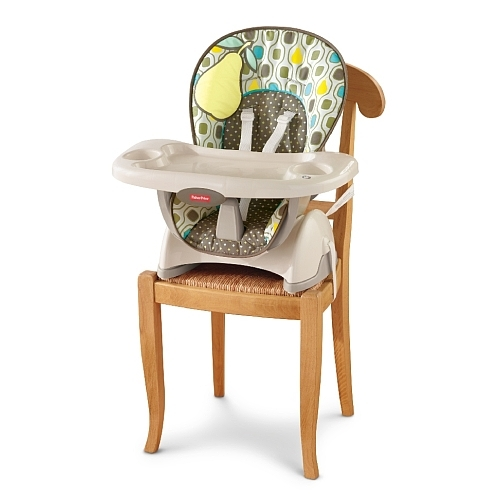 fisher price space saver high chair reviews