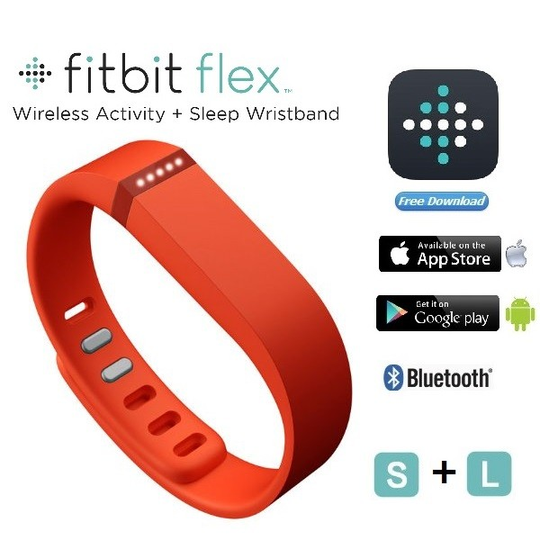 flex wireless activity & sleep wristband review