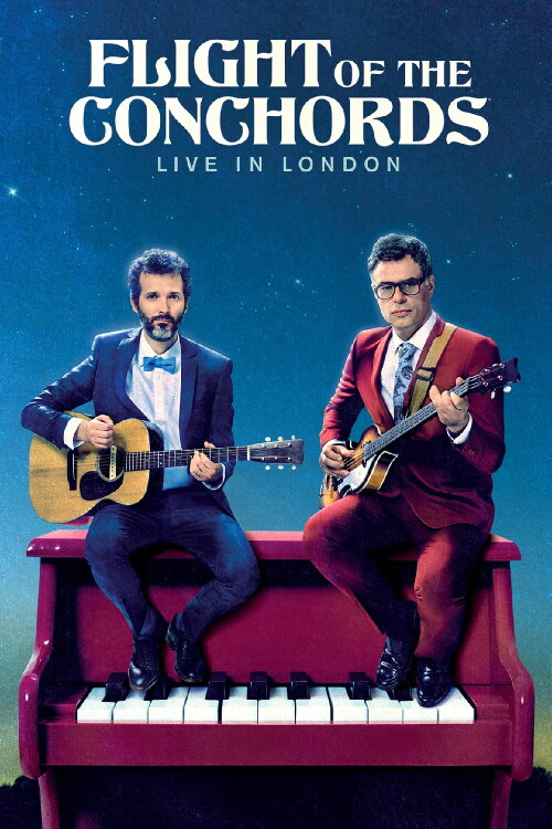 flight of the conchords review