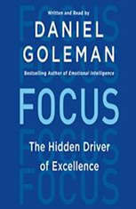 focus the hidden driver of excellence review