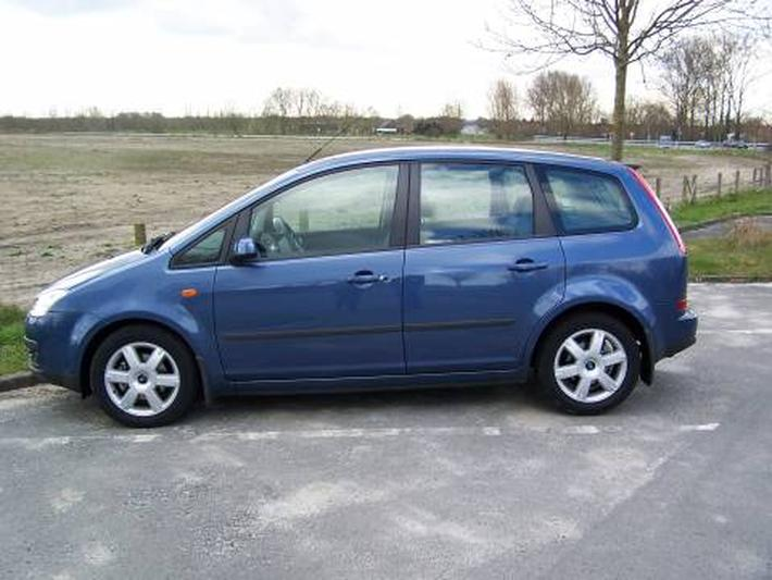 ford focus c max 2006 review
