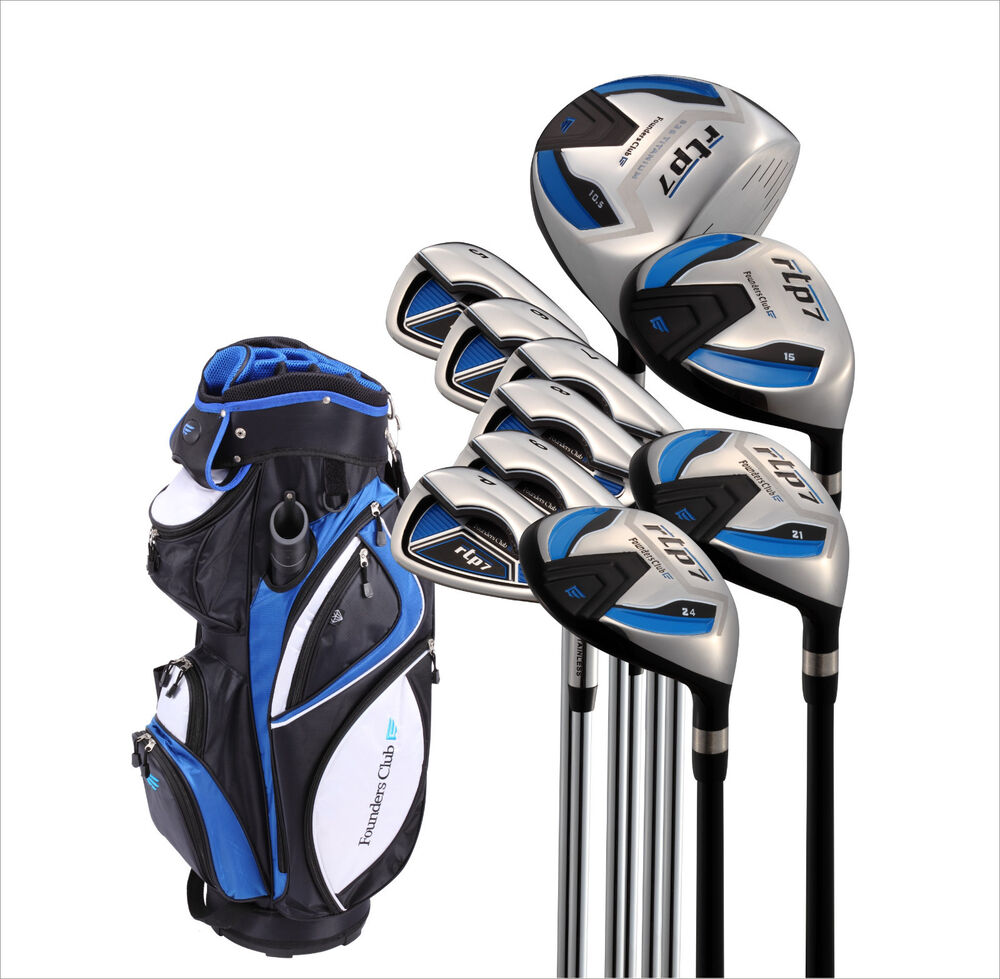 founders club golf set review