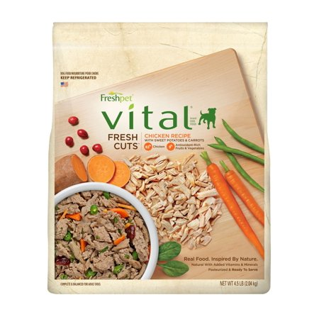 freshpet vital dog food reviews