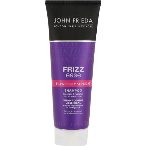 frizz ease flawlessly straight shampoo review
