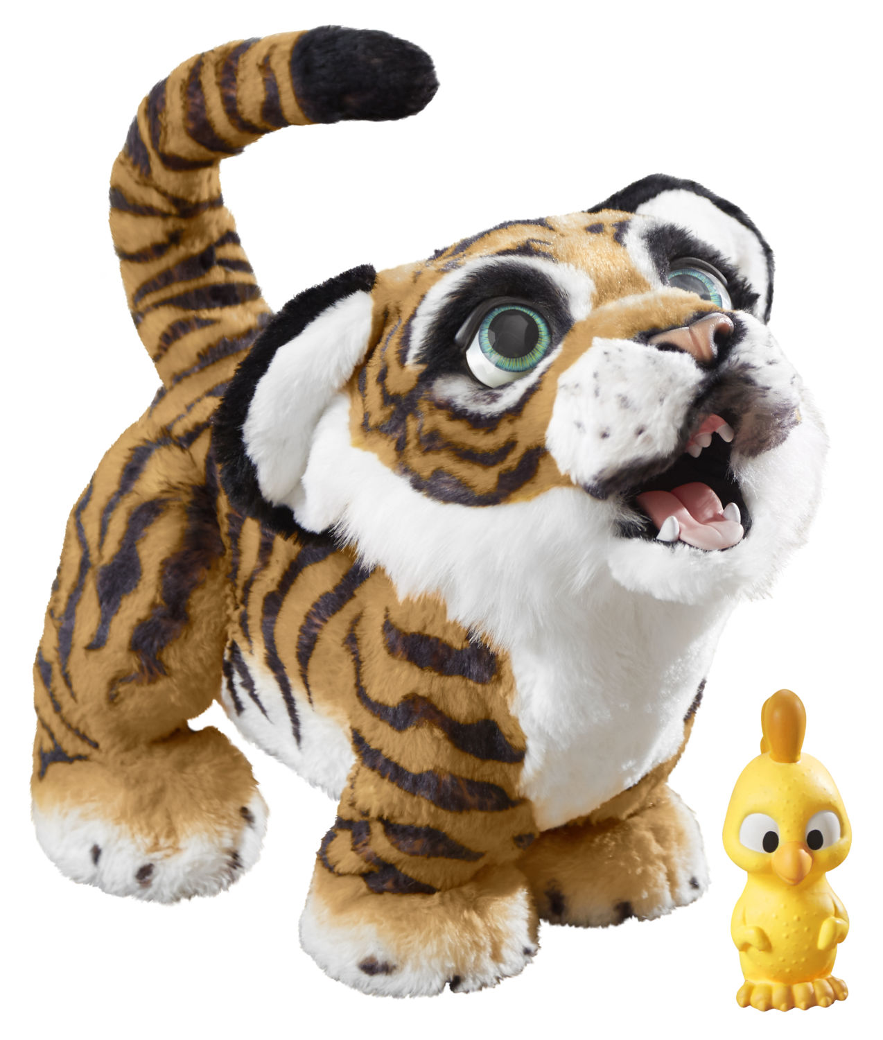 furreal roarin tyler the playful tiger review