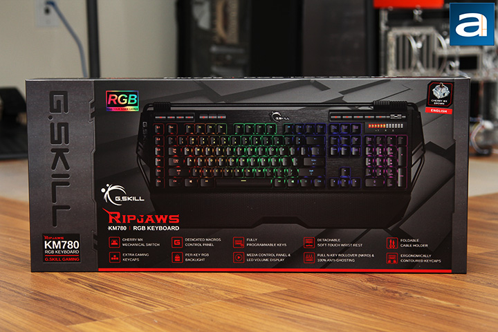 g skill ripjaws km780 rgb review