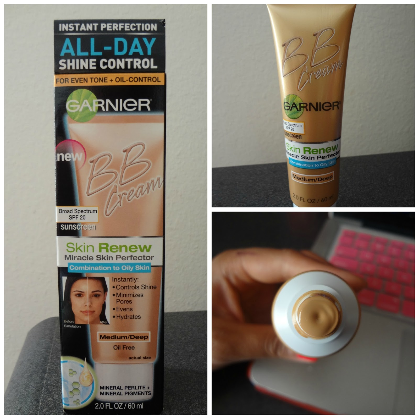 garnier bb cream review for oily skin india