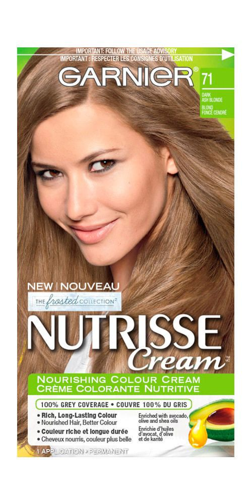 garnier nutrisse dark blonde 7 review