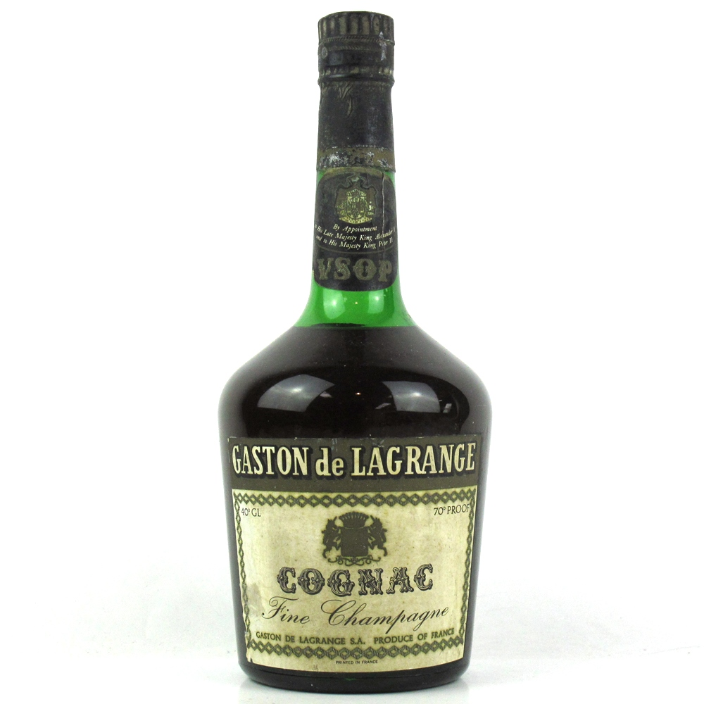 gaston de lagrange cognac review