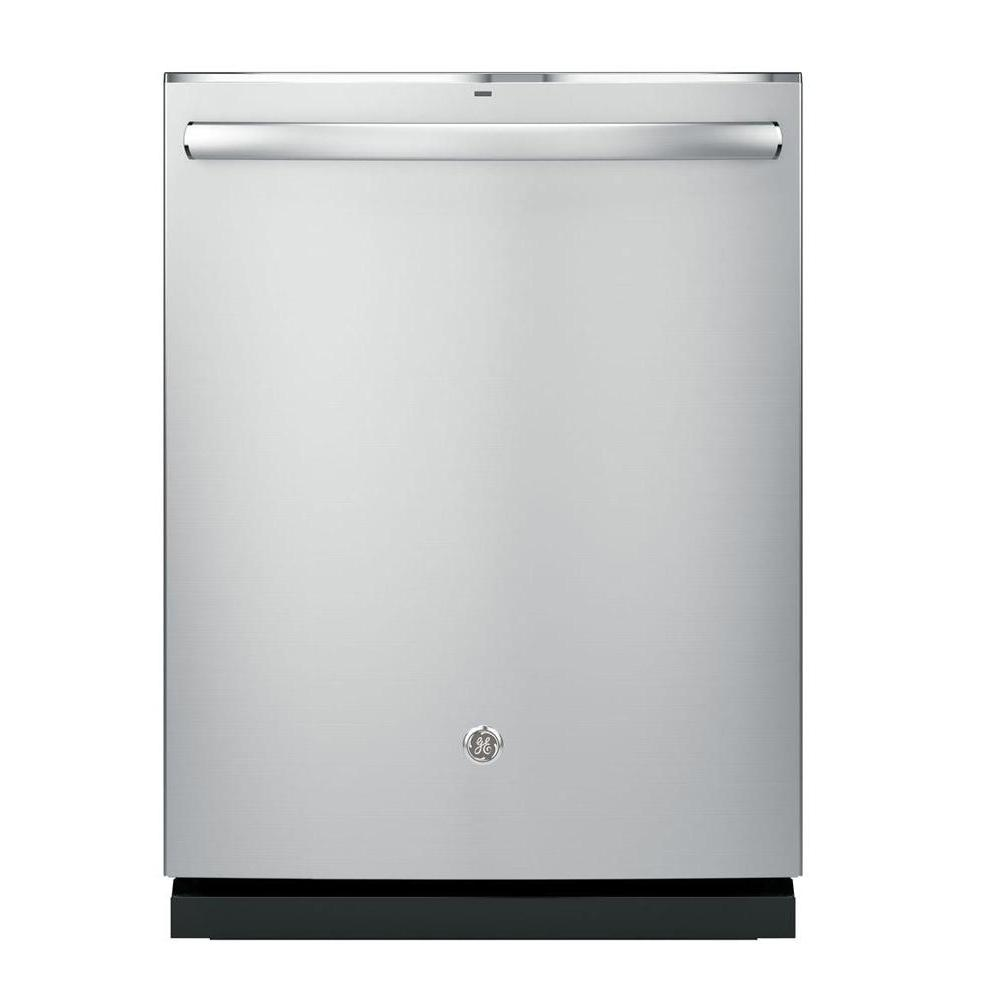 ge stainless steel dishwasher reviews