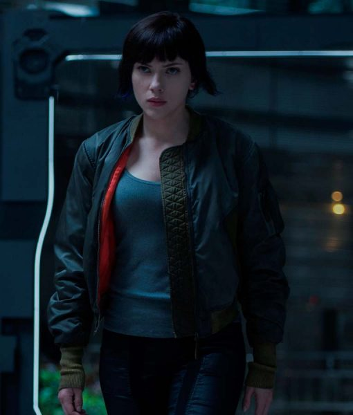 ghost in the shell scarlett johansson review