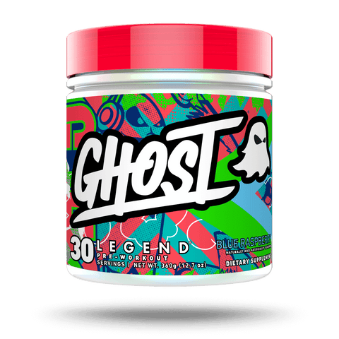 ghost lifestyle pre workout review