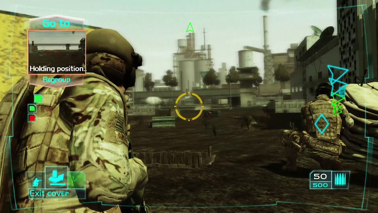ghost recon advanced warfighter 2 review