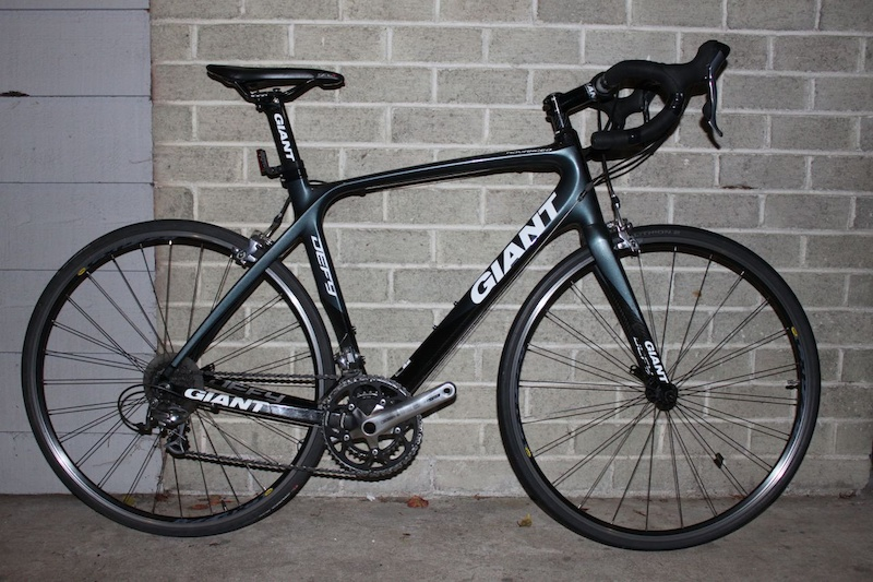 giant defy 3 2010 review
