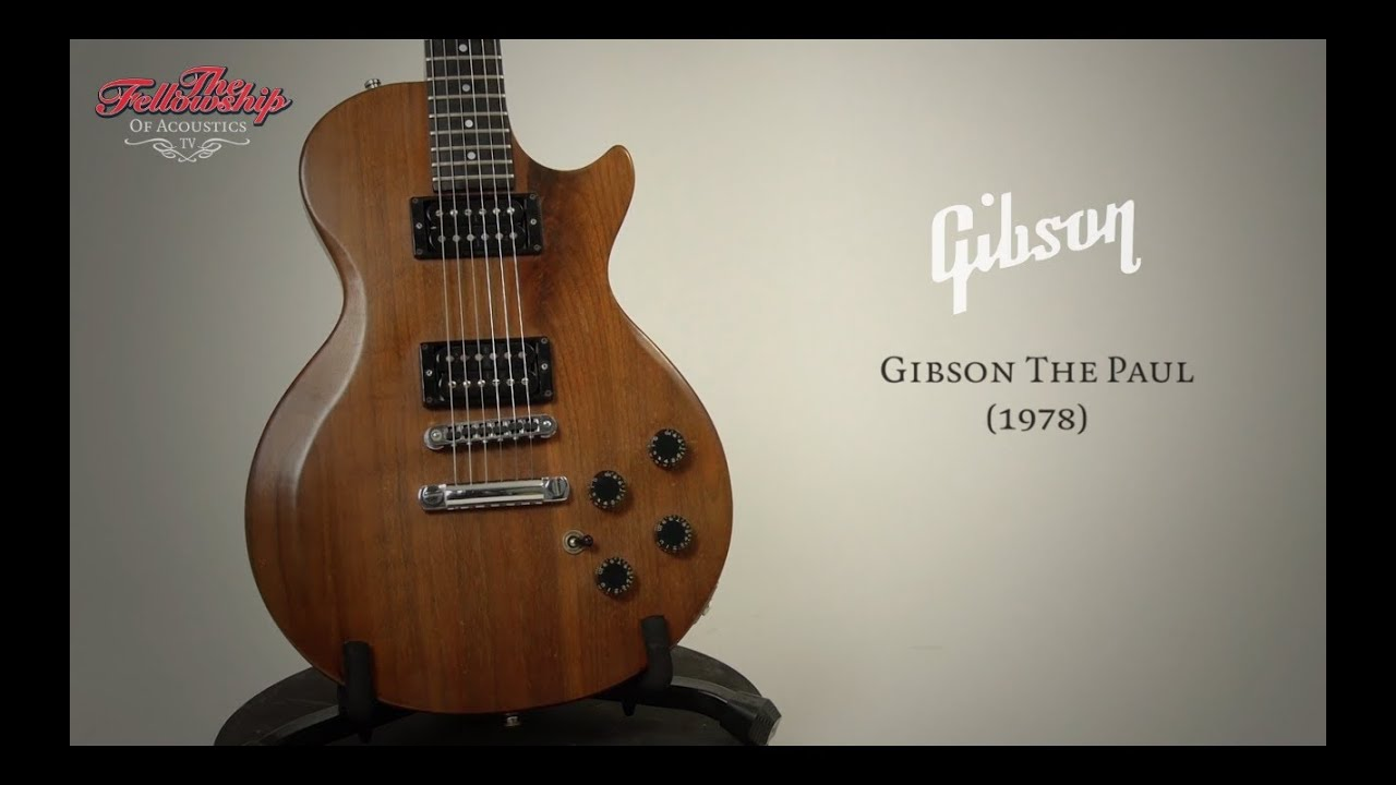 gibson the paul ii review