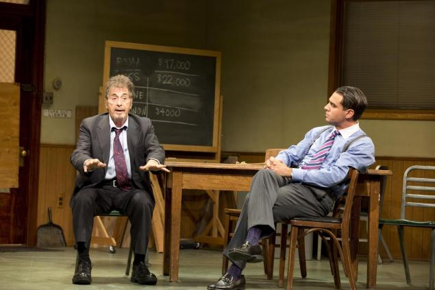 glengarry glen ross play review