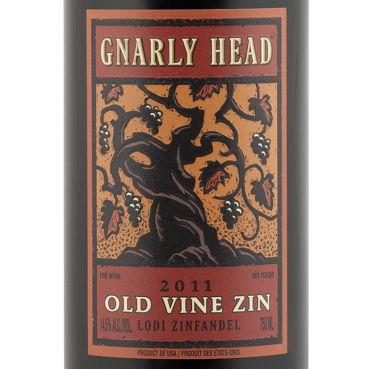 gnarly head old vine zinfandel review