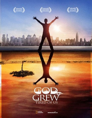 god grew tired of us review