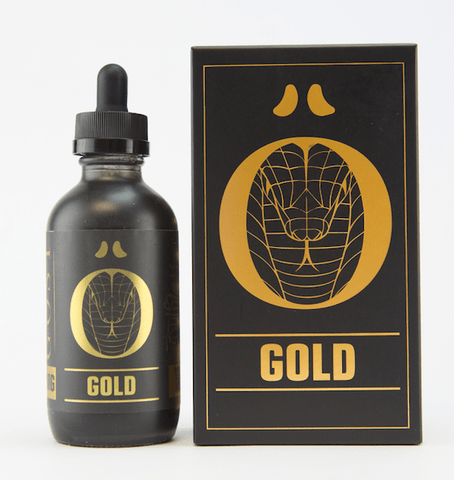 gold by gost vapor review