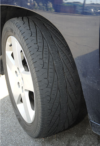 goodyear assurance weatherready all season tire review